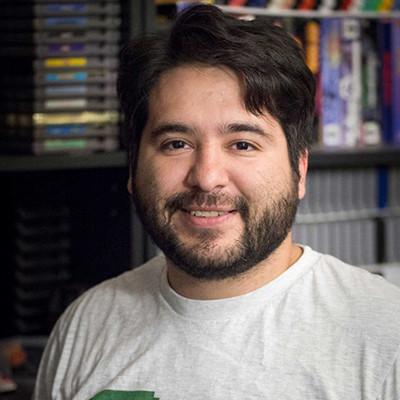 Photo of 8-bit Eric